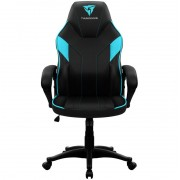 Gaming chair ThunderX3 Gaming EC1 Sinthetic leader Blue(EC1BC)