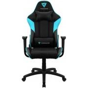 Gaming chair ThunderX3 Gaming EC3 Cuero+cushions Blue (EC3BC)