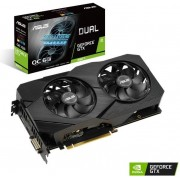 ASUS PCIe Nvidia GTX1660TI 6Gb (DUAL-GTX1660TI-O6G-EVO)