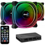 Pack 3Fanes AEROCOOL +HUB H66F (ASTRO12PRO)