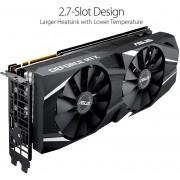 ASUS PCIe Nvidia RTX2080 8Gb DDR6 (DUAL-RTX2080-A8G-EVO)