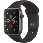Apple Watch S5 40mm Cell Gris/Sport Negro (MWX32TY/A)
