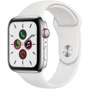 Apple Watch S5 44mm Cell Sport Blanco (MWWF2TY/A)