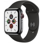 Apple Watch S5 44mm GPS Black/Sport Black (MWWK2TY/A)