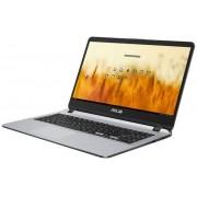 """ASUS X507MA-BR365 N4000 4Gb 128GbSSD 15.6"""" SinSO Grey"""