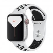 Apple Watch S5 40mm GPS Silver/Sport Black (MX3C2TY/A)