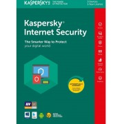 Kaspersky Internet Security 2020 3U 1Año (KL1939S5CFS-20)