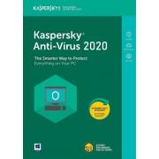 Kaspersky Antivirus 2020 1U 1año (KL1171S5ASF-20)