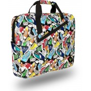 """Laptop Bag NGS Monray 15.6"""" zapatillas (GINGERTRAINERS)"""