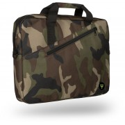 "Laptop Bag NGS Monray 15.6"" Militar (GINGERARMY)"