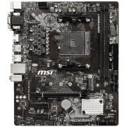 MSI B450M PRO-M2 MAX: (AM4) 2DDR4 VGA DVI HDMI mATX