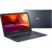 """ASUS X543MA-GQ505T N4000 4Gb 128SSD 15.6"""" W10H Black"""