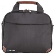 """Laptop Bag Unyka 10.2"""" Black 8115 (50416)"""