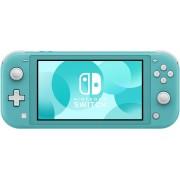 "Consola Nintendo Switch Lite 5.5"" Wifi BT mSD Turquesa"