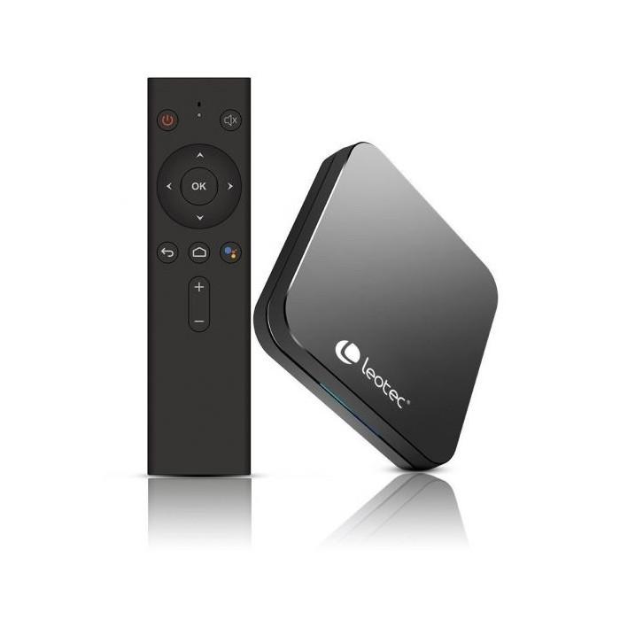 Android TV Box LEOTEC GCX2 216 4K 16Gb 2Gb (LETVBOXGC01)