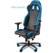 Chair SPARCO Gaming Grip. Black/Azul (00976NRAZ)