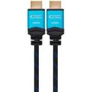 Nanocable HDMI V2.0 A/M-A/M 0.5m Negro (10.15.3700)