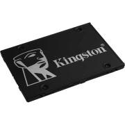 """SSD Kingston KC600 256Gb 2.5"""" SATA3 (SKC600/256G)"""