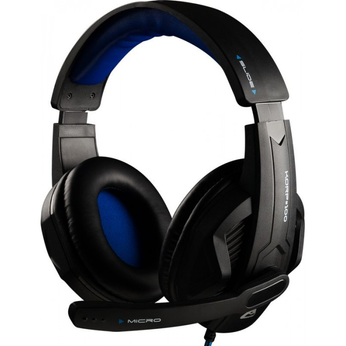 Headphones G-LAB Korp 100 PC/PS4/Xbox Black (KORP100)