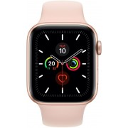Apple Watch S5 44mm Cell Oro/Sport Rosa Arena (MWWD2TY/A)