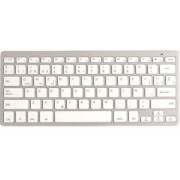 Teclado SUBBLIM Bluetooth apple/windows Plata (1DYC001)