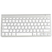 Teclado SUBBLIM Pure BT3.0 apple/windows Plata (2PUC100)