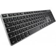 Keyboard SUBBLIM Extended BT3.0 Slim Gris (3ADE301)