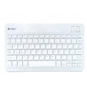 Keyboard SUBBLIM teclas iluminadas BT3.0 Silver (SMBL30)