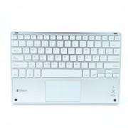 Keyboard SUBBLIM BT Touchpad Smart Blacklit Silver (SMBT50)
