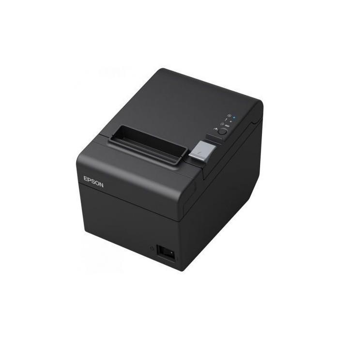 Printer Epson TM-T20IIIEN USB+Ethernet Black (C31CH51012)