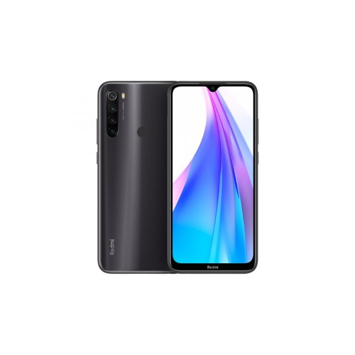 "Smartphone XIAOMI REDMI 8 6.22"" 4Gb 64Gb 4G Black"