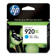 Ink Cartridge HP Cian (CD972AE) N920XL