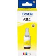 Bottle Ink Cartridge EPSON Yellow 70ml (T6644)