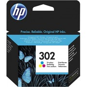 Tinta HP Tricolor 165pag (F6U65AE) N302