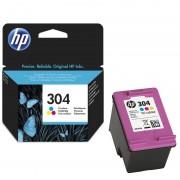 Tinta HP Tricolor (N9K05AE) N304