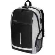 "Backpack SUBBLIM Business Lock 16"" Usb Black (BP-2BL1000)"