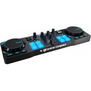 Mesa mezclas Hercules DJ Control compact (4780843)
