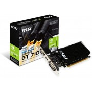MSI PCIe GT710 2GD3H LP DDR3 2Gb (912-V809-2000/2894)