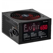 Power Supply ATX NOX NX 650W PFC Activo 14cm (NXS650)