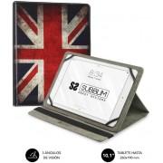"Cover SUBBLIM Trendy England 10.1"" 360º (CUT-4TC006)"