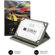 """Cover SUBBLIM Trendy Super Car 10.1"""" 360º (CUT-4TC005)"""