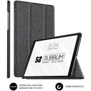 """Cover SUBBLIM Shock 10.1"""" T515/T510 Black (CST-5SC001)"""
