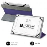 "Cover Tablet SUBBLIM hasta 10.1"" Foldable Purple (2FC003)"
