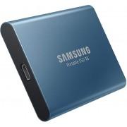 """SSD SAMSUNG T5 2.5"""" 250Gb USB3 Blue (MU-PA250B/EU)"""