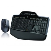 Teclado + raton Logitech Wireless D.Optical MK710 (920-002437)