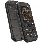 "Phone rugerized CAT B26 2.4"" Dual Sim mSD Black"