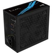 Power Supply AEROCOOL LUX 550W 80+ Bronze 12X12 (LUX550)