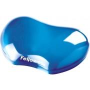 Wrist support FELLOWES Gel Crystal Blue (9114120)
