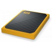 WD My Passport GO Amber SSD 500Gb (WDBMCG5000AYT-WESN)