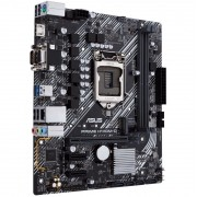 ASUS PRIME H410M-D: (1200) 2DDR4 VGA HDMI SATA3 mATX
